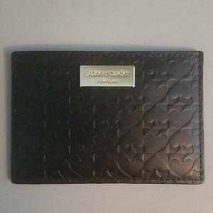 NWT Kate Spade Penn Place Graham leather card case